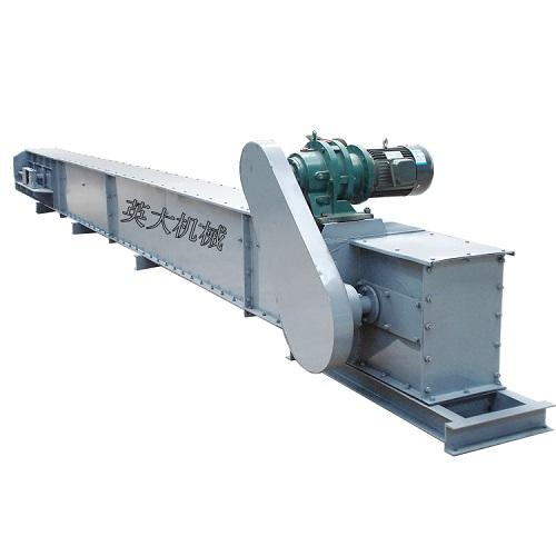 FU型链式埋刮板输送机 1