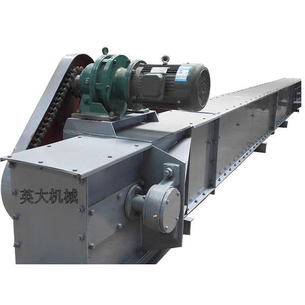 FU型链式埋刮板输送机 2