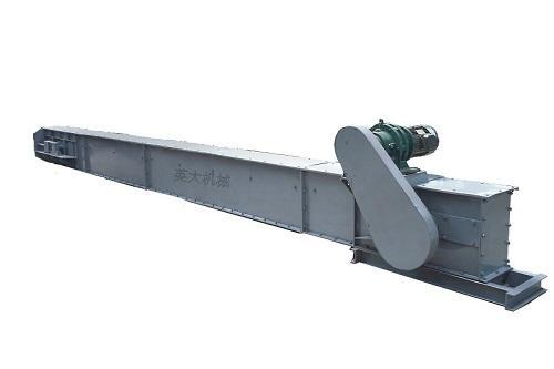 FU型链式埋刮板输送机 3
