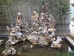 湖北太湖石