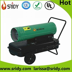 warehouse greenhouse workshop heaters industrial diesel heating direct heater
