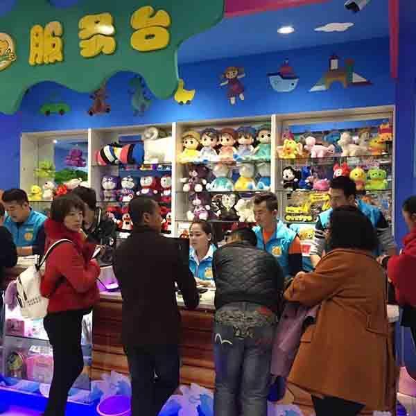 炫龙淘气堡儿童乐园 4