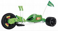 綠色電動漂移車(12V)
