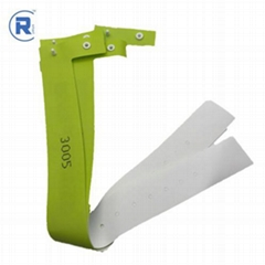 Wearable RFID/NFC tag Disposable wristband for hospital Tvyek rfid wristbands