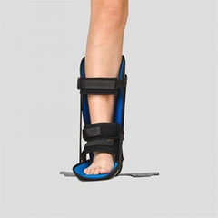 Ankle Protection Ankle Adjustable hinged ankle support brace