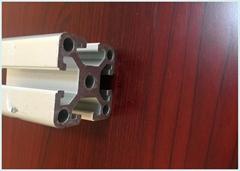 氧化電泳6063機架支撐異形工業鋁型材