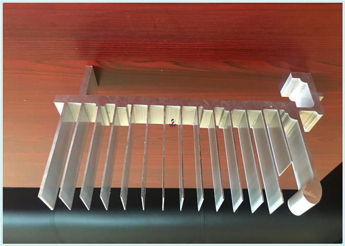 """""""電子產品散熱器及LED燈具散熱器機械內置散熱器鋁材""""參數說明 2"""