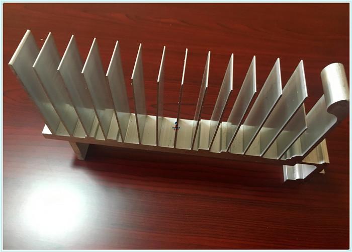 """""""電子產品散熱器及LED燈具散熱器機械內置散熱器鋁材""""參數說明 4"""