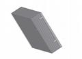 工业散热器铝型材 电子电器散热器铝合金型材 3