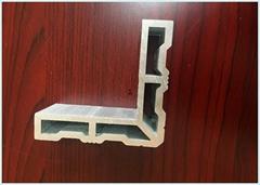 Powder Coating T6 Aluminium Moulding Profiles For Car Body High Precision