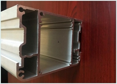 Alloy 6063 Extrusion Aluminum Construction Profile With Industry Aluminum