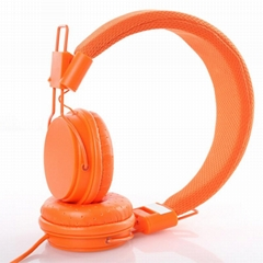 custom design hot sales 2018 wire headphone for mobile phones