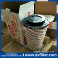 Hydraulic lube oil filter element hydac