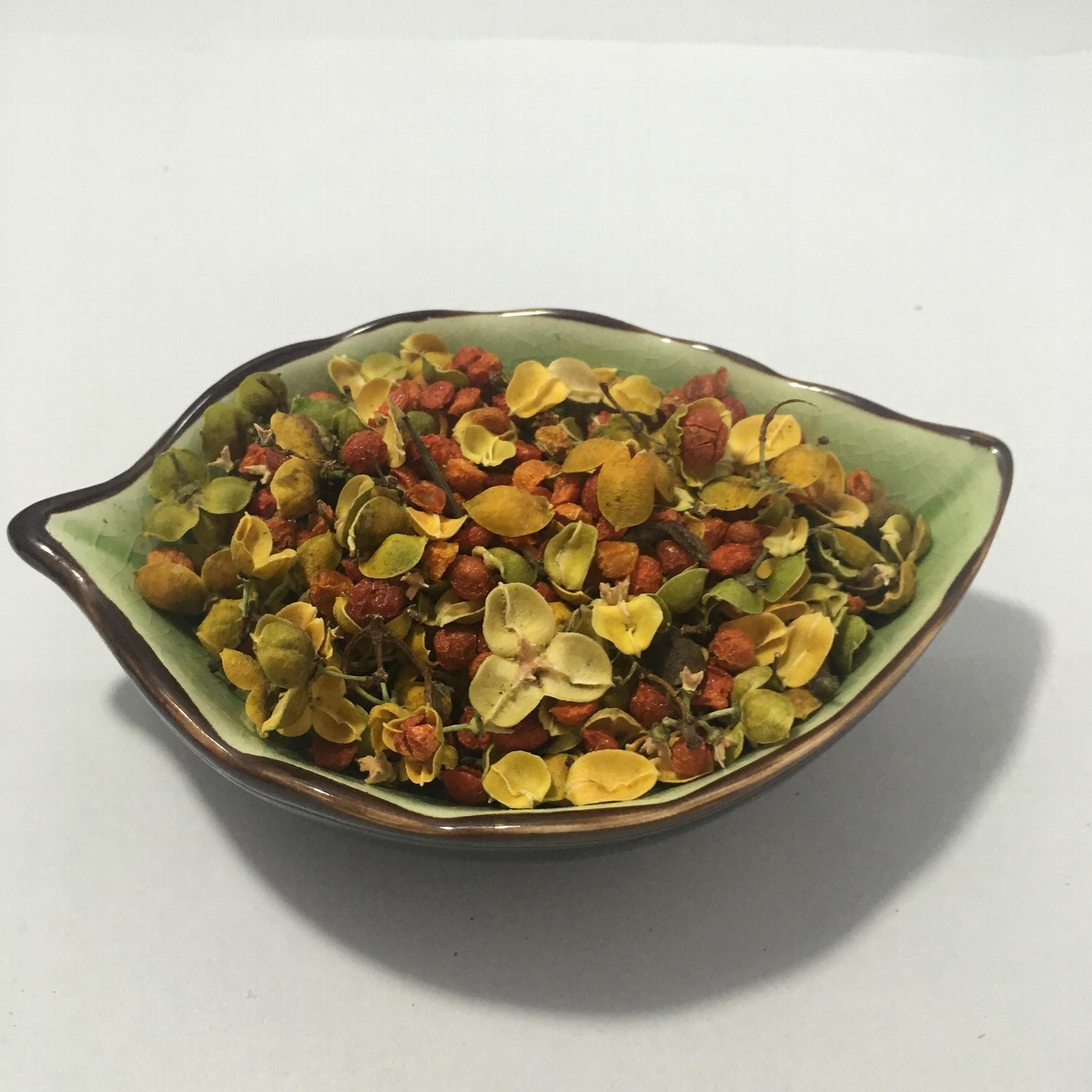 4054 Hehuanhua Pure Dried Herbal Tea Flos Albiziae 3
