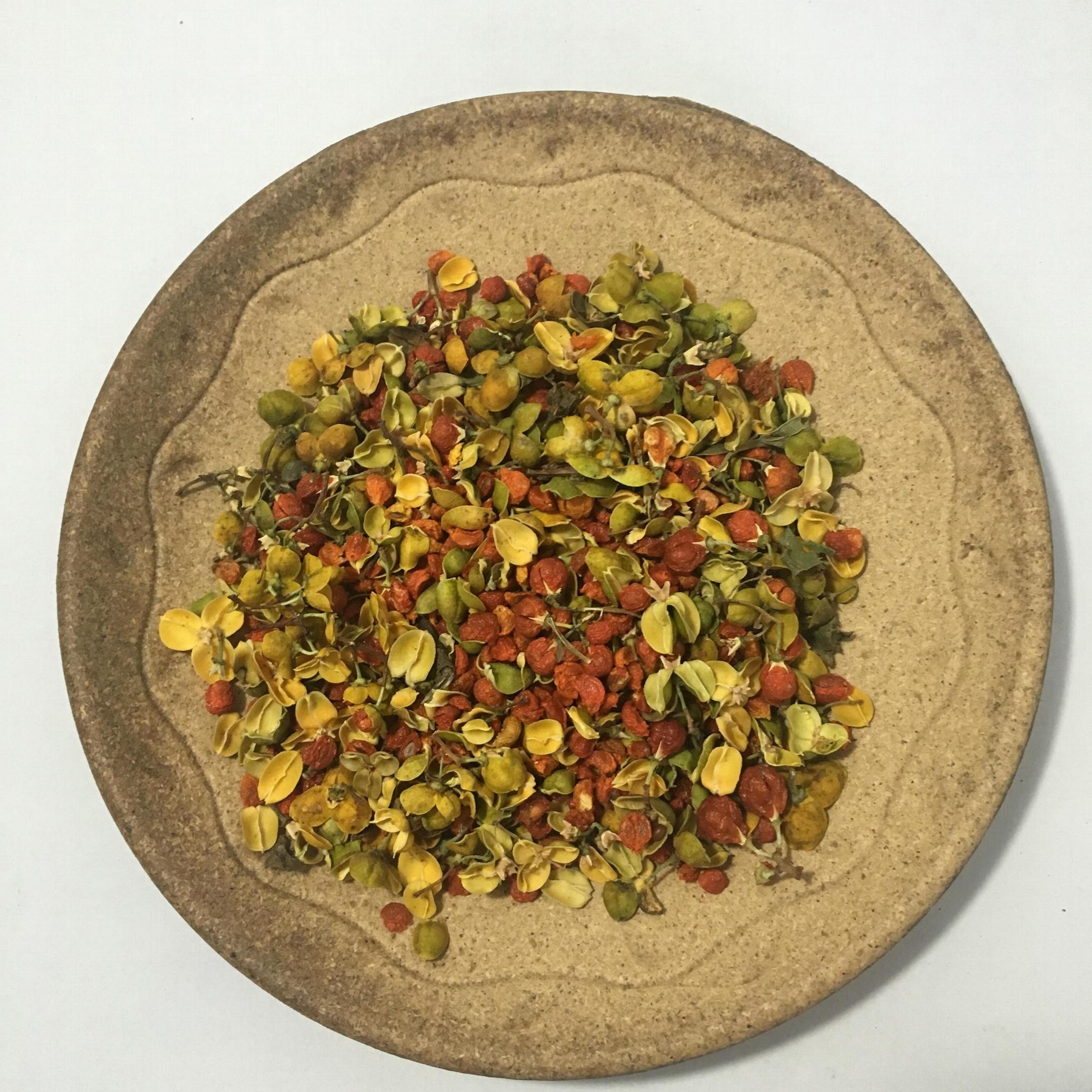4054 Hehuanhua Pure Dried Herbal Tea Flos Albiziae 4