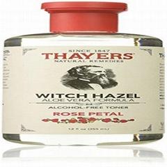 Original Thayers Alcohol free Rose Petal Witch Hazel with Aloe Vera 12 oz