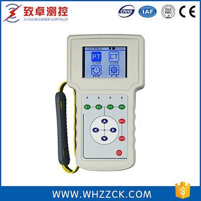ZC-106A手持式二次負荷在線測試儀 1