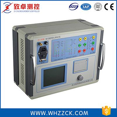 ZC-203B全自動變比測試儀 1