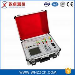ZC-202B變壓器容量及空負載測試儀