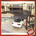 customized aluminium carport car shelter 2