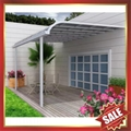 door window polycarbonate aluminum alloy canopy awning shelter 2