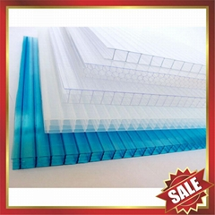 honeycomb roofing polycarbonate sheet for greenhouse and building