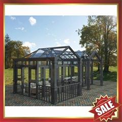 farm garden aluminum tempered glass sunny room sunroom house sunhouse