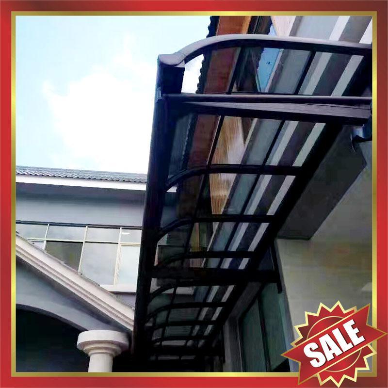 outdoor gazebo patio balcony corridor window pc aluminum canopy awning shelter 3
