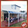 outdoor gazebo patio balcony corridor window pc aluminum canopy awning shelter 4