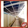 outdoor gazebo patio balcony corridor window pc aluminum canopy awning shelter 6