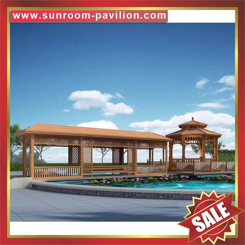 outdoor garden alu aluminum aluminium metal gazebo pavilion pergola manufacturers