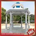 prefab arabia aluminium pavilion pagoda