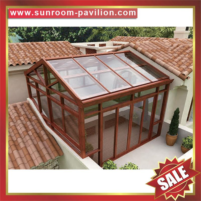 gazebo patio aluminum glass sun room sunroom house enclosure 4