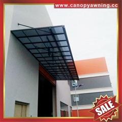 铝合金铝制金属酒店别墅大厦房屋遮阳门窗雨棚蓬篷