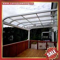 铝合金铝制耐力板门廊走廊过道阳台天台露台遮阳雨棚蓬篷