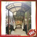 outdoor walkway corridor passage canopy awning shelter cover