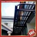 outdoor aluminum pc balcony gazebo patio