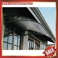 window door diy awning canopy canopies polycarbonate pc