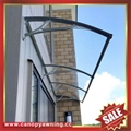 cast aluminum awning canopy bracket support arm for house window door