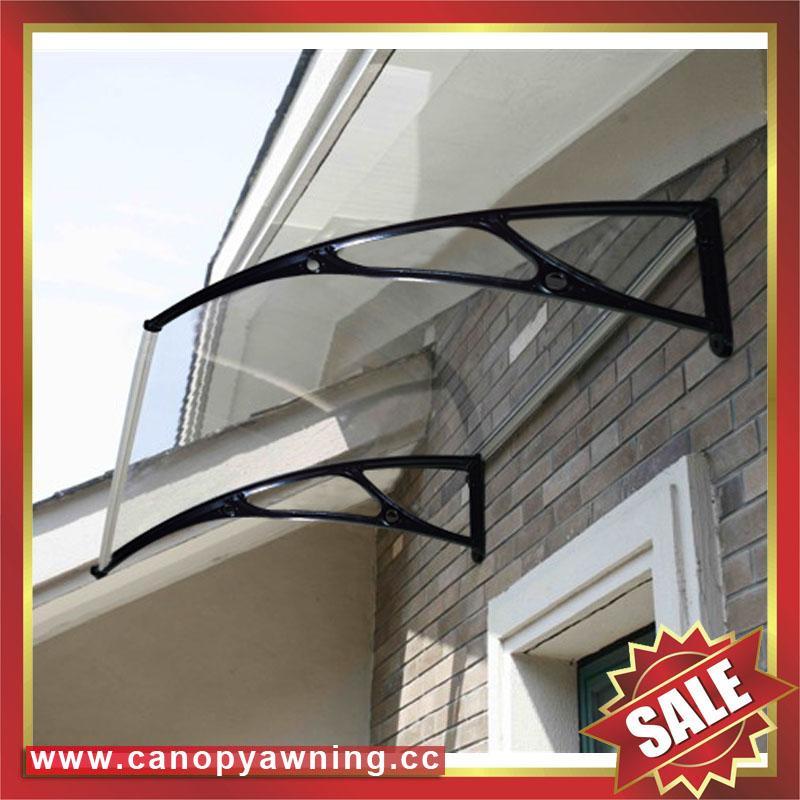 aluminum polycarbonate diy awning canopy canopies kits