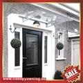 alu aluminum polycarbonate pc diy awning canopy canopies for window door alu aluminum polycarbonate pc diy awning canopy canopies for window door China