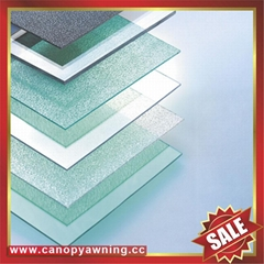 roofing solid polycarbonate sheet