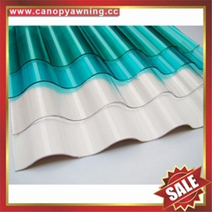 polycarbonate corrugated