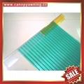 polycarbonate PC U cover cap profile for