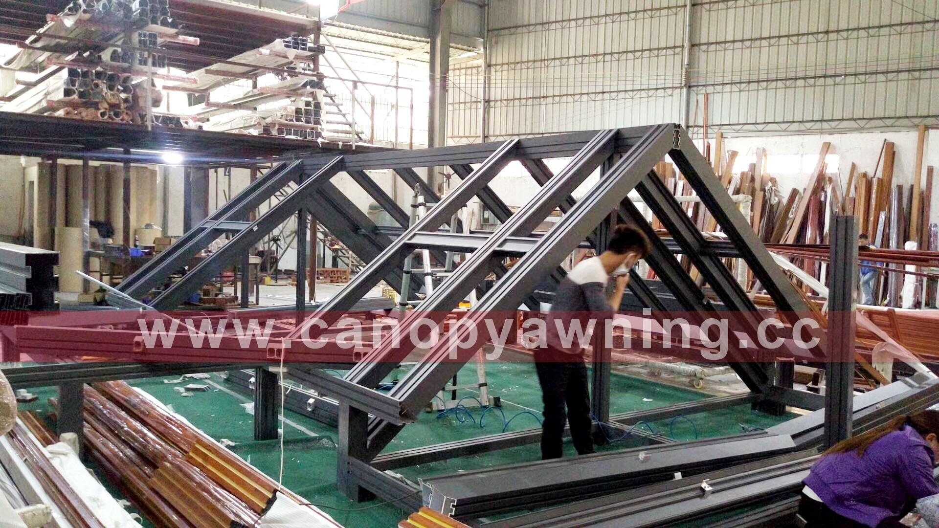 alu aluminum glass sunroom sun house manufacturers