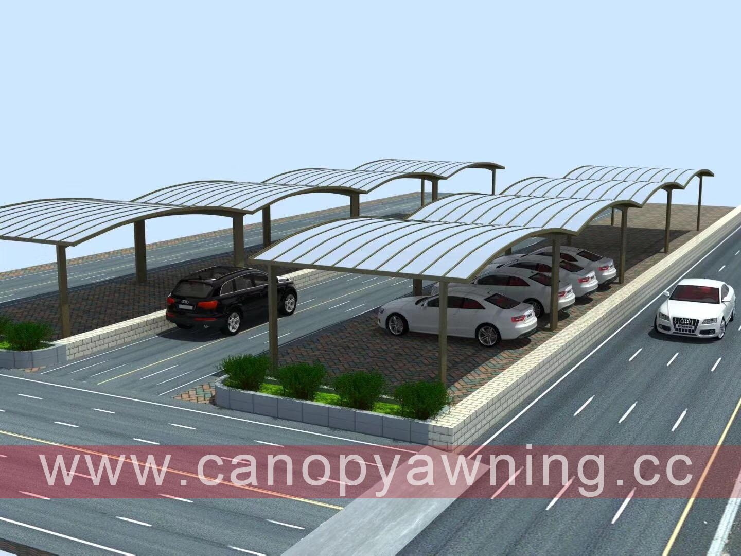 outdoor polycarbonate carport car port shelter carports