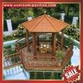 Prefabricated public garden Japanese