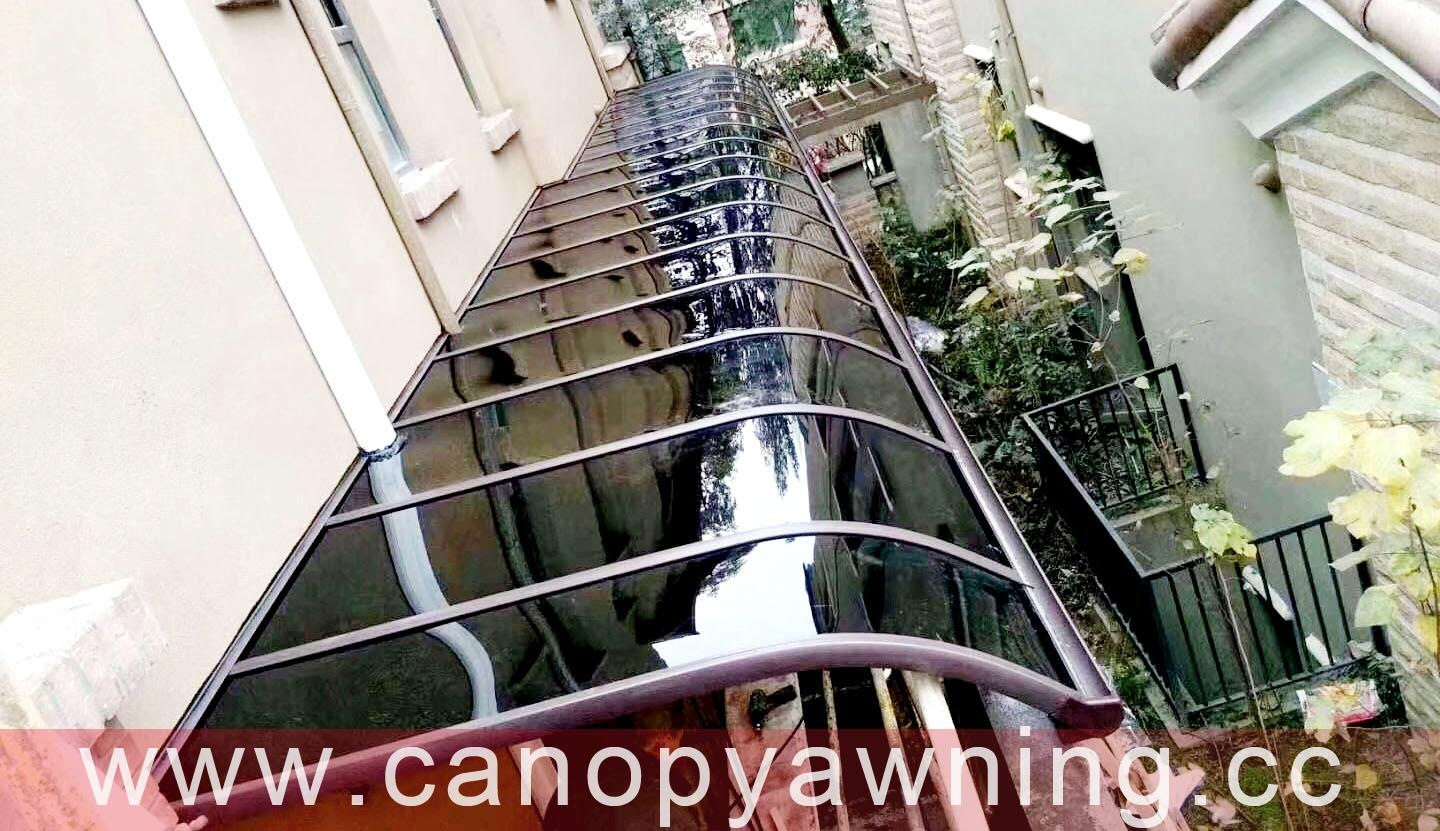outdoor patio polycarbonate canopy canopies manufacturers