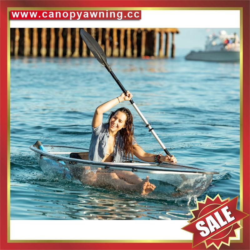 polycarbonate kayak/clear kayak/clear boat
