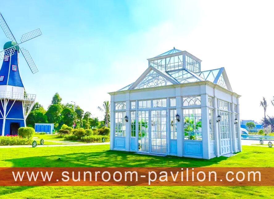 outdoor garden sun house sunroom kits manufacturers